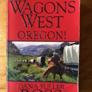Wagon's West Oregon Front Cover
